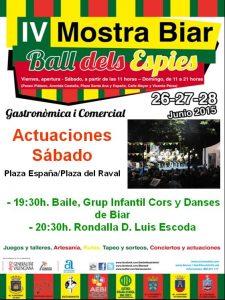 mostra-biar-actuaciones-sábado-27-junio-2015