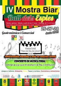 mostra-biar-concierto-coral-#MostraBiar15-domingo-28-junio-2015