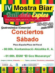mostra-biar-conciertos-sabado-27-junio-2015